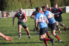 Rugby: Wolves are outplayed by Firwood Waterloo