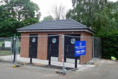 New £108,000 toilets finally open for business