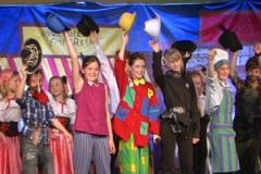 Budding actors perform their summer show
