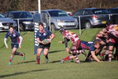 Rugby: Wolves secure five points away from home