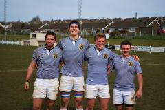 Quarter final success for Cheshire Under 20's