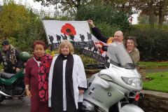 Poppy Appeal gets off to a roaring start