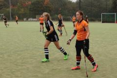Hockey: Ladies 1s beat Oldham but lose Trophy tie to local rivals