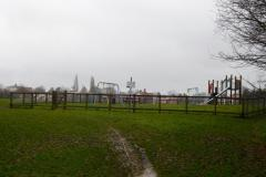 Play area stuck in the mud, whilst Council sits on £1m of section 106 money