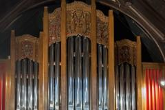 New organ ready for debut performance