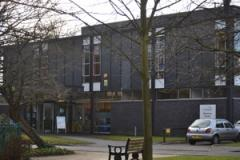 Wilmslow Library  to close for maintenance