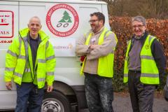 Last chance to register for Christmas tree collection to help support local hospice
