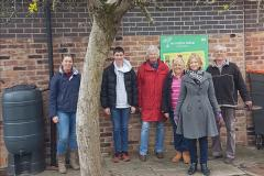 Incredible volunteers needed to keep town centre looking green