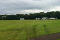 Travellers decamp to just down the road