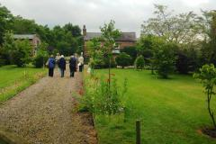 Gardens open day raises nearly £11,000