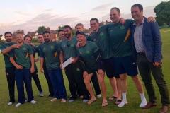 Cricket: Lindow stun Toft in T20 Cup