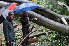 Reader's Letter: Storm hits Wilmslow