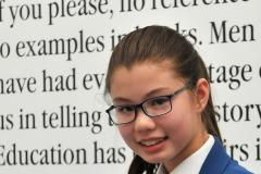 Wilmslow wordsmith is runner up in national competition