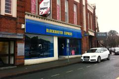 Plan for former Blockbusters store is Barkers