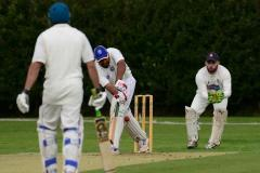 Cricket: Ashley CC spoil the Squirrels day