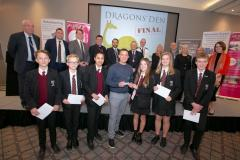 Sweet Success triumph in Dragon's Den competition