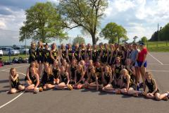 Netball: Wilmslow Lightning strike gold at weekend tournament