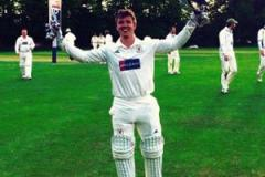 Cricket: Rob Herriott's century boosts Squirrels
