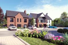 Plans submitted for 60 bed care home on Manchester Road
