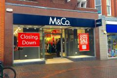 Clothing chain to close Wilmslow store after 10 years