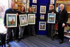 Art exhibition diverts to Handforth Library