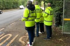 Funding for community speed watches in Wilmslow and Alderley Edge