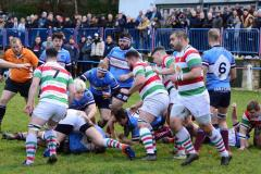 Rugby:  Wolves shut out of the game by Stockport