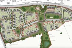 Decision due on plan for 161 homes off Dean Row Road