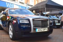 Wilmslow gears up for 2013 Motor Show