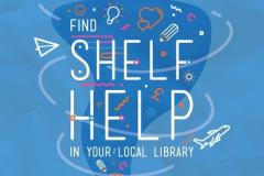 Find Shelf Help at Wilmslow library
