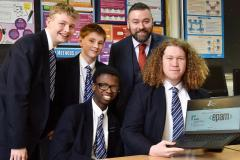 Pupils win top computer design competition
