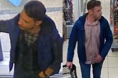 CCTV appeal following theft of alcohol from Wilmslow store