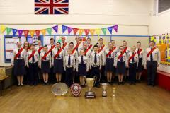 Scout band crowned Supreme Champions