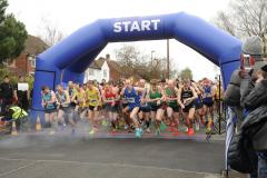 Waters Wilmslow Half Marathon cancelled