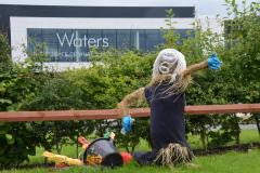 Hay fever set to take hold for annual scarecrow festival