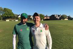 Cricket: Clean sweep for Lindow