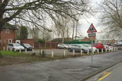 Car park entrance to be relocated for child safety