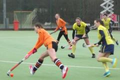 Hockey: Wilmslow suffer narrow defeat against high flyers