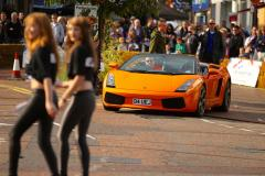 Wilmslow gears up for its biggest ever Motor Show