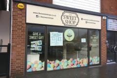 Sweet shop closes after significant drop in sales