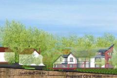 Plans for new care home revised again