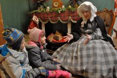 Victorian Christmas at the Mill