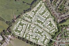 Outline plans for 250 new homes in Handforth