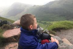 Young fundraiser to tackle Mount Snowdon