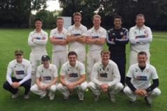 Cricket: Squirrels are top of the tree and secure promotion