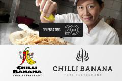 A 20th birthday for 'Chilli Banana'
