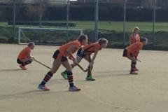 Hockey: Mens 1s secure well-fought draw