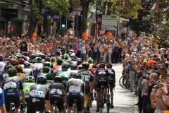 Wilmslow gears up to welcome the Tour of Britain