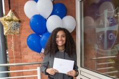 Alderley girls celebrate outstanding GCSE results