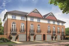 Development of 10 townhouses planned for British Legion site